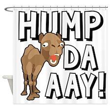 Humpdaaay Camel Wednesday-01 Shower Curtain