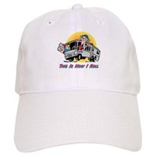 This Is How I Roll RV Baseball Cap