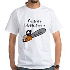 Castrate TeleMarketers Shirt