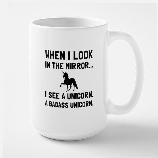 Badass Unicorn Mugs