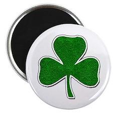 Lucky Irish Shamrock Magnet