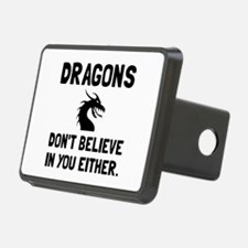 Dragons Dont Believe Hitch Cover