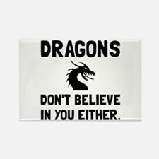 Dragons Dont Believe Magnets