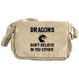 Geek humor Messenger Bags & Laptop Bags