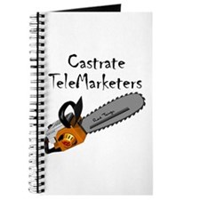 Castrate TeleMarketers Journal