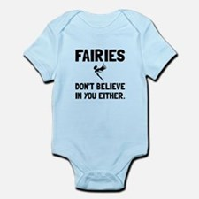 Fairies Dont Believe Body Suit