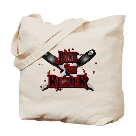 Jack the Ripper 6 Tote Bag