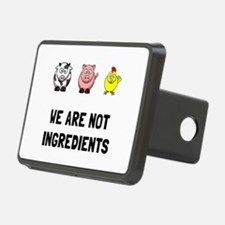 Not Ingredients Hitch Cover