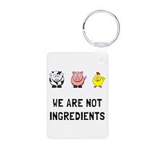 Not Ingredients Keychains