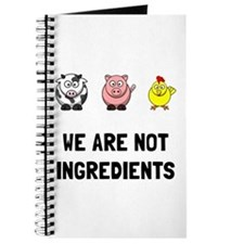 Not Ingredients Journal