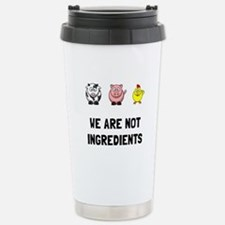 Not Ingredients Travel Mug