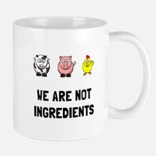 Not Ingredients Mugs