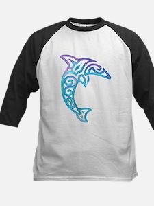 Tribal Dolphin Baseball Jersey