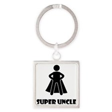 Super Uncle Keychains