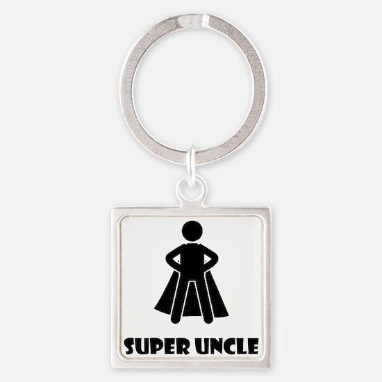 Super Uncle Keychains
