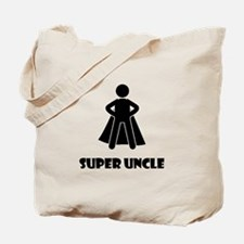 Super Uncle Tote Bag