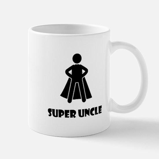 Super Uncle Mugs