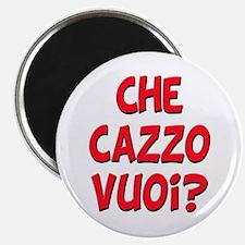 """italian Che Cazzo Vuoi 2.25"""" Magnet (10 pack)"""