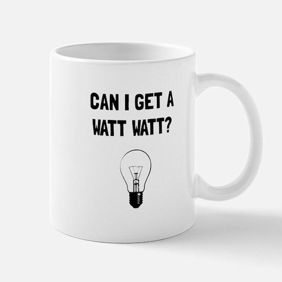 Watt Watt Mugs