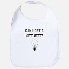 Watt Watt Bib