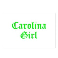 Carolina Girl Postcards (Package of 8)