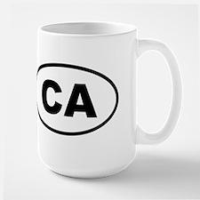 California CA Mugs