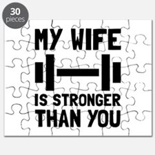 Wife Stronger Puzzle