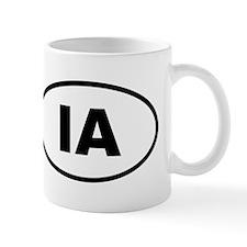 Iowa IA Mugs