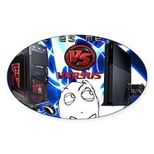 PC GAMER Bumper Stickers