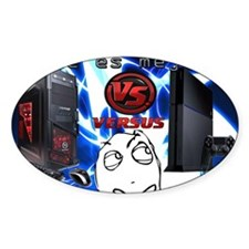 PC GAMER Decal