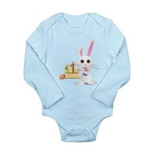 Easter Bunny and Basket Body Suit