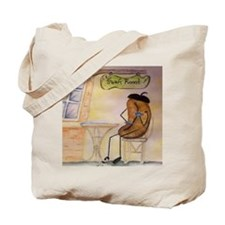Frenchroast Tote Bag