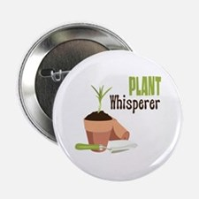 "PLANT Whisperer 2.25"" Button"