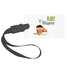 PLANT Whisperer Luggage Tag