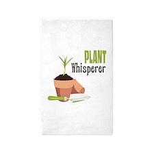 PLANT Whisperer 3'x5' Area Rug