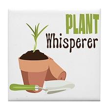 PLANT Whisperer Tile Coaster