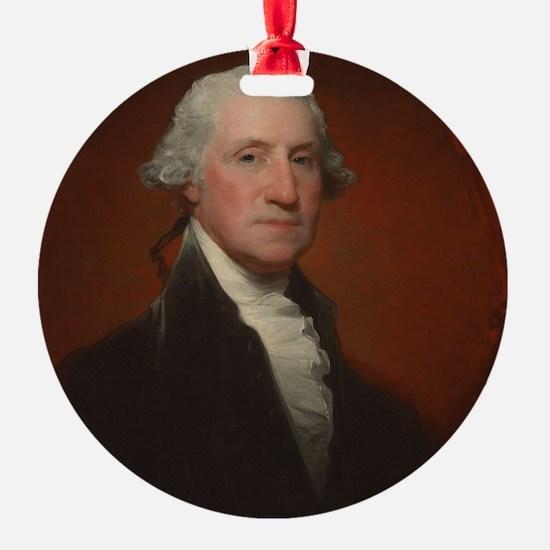Gilbert Stuart - George Washington Ornament