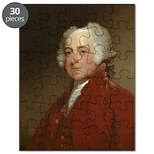 Gilbert Stuart - John Adams Puzzle