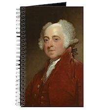 Gilbert Stuart - John Adams Journal