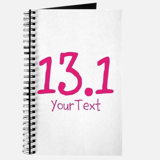 Customize PINK 13.1 Journal