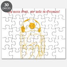 Cute German beer Puzzle