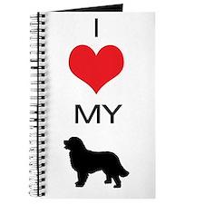 i heart my newfoundland Journal