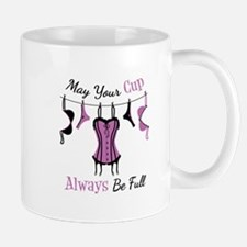May Your Cup Always Be Full Mugs