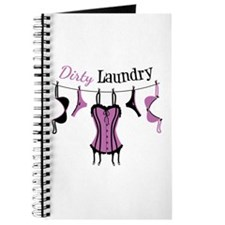 Dirty Laundry Journal