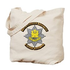 Royal Anglian w Text Tote Bag