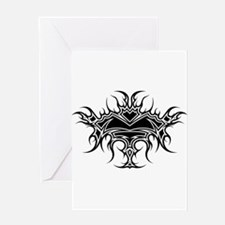 Flaming Chalice Greeting Cards