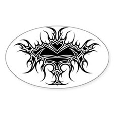 Flaming Chalice Decal
