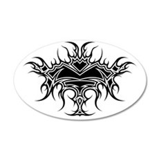 Flaming Chalice Wall Decal