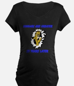 Cougars Are Greater Maternity T-Shirt