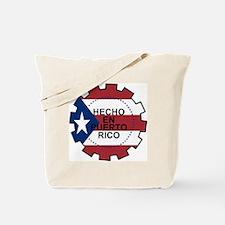 Hecho en Puerto Rico Tote Bag